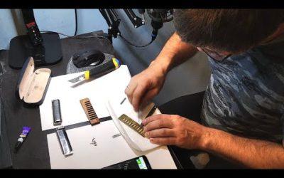 Как перестроить губную гармошку в Paddy Riсhter