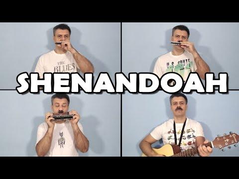 Shenandoh на губных гармошках